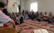 Proučen Tevhid za poginule i umrle Bošnjake branitelje Domovinskog rata u Medžlisu Sisak