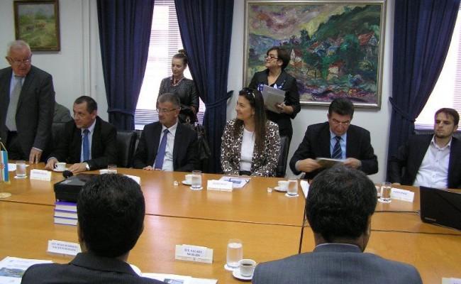 Izaslanstvo hrvatsko-iranskog prijateljstva i iranskih parlamentaraca posjetilo Sisak