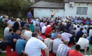 Ramazanski bajram u Medžlisu IZ-e Sisak