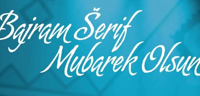 Bajramske čestitke čelnika vjerskih zajednica, institucija i predstavnika vlasti