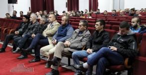Prisutna publika u dvorani