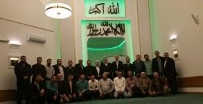 Sa imamima i predsjednicima džem'atskih odbora u Beču