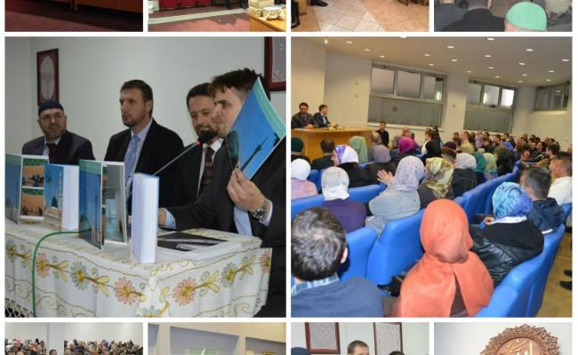"""Promocija knjige """"Muhammed a.s.-poslanik čovječanstva"""" u Visokom, Travniku i Brčkom"""
