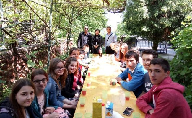 Posjeta učenika O.Š.Viktorovac MIZ Sisak