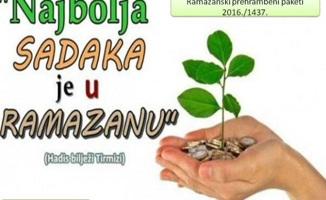 Ramazanska solidarnost 2016./1437.