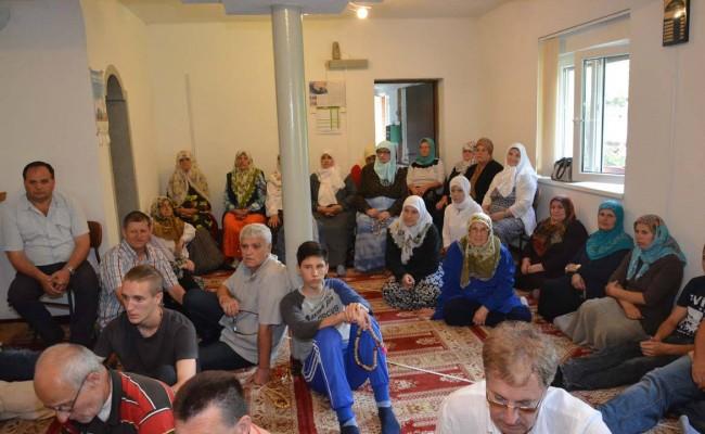 Drugog dana Bajrama proučen Tevhid za sve poginule i umrle branitelje muslimane
