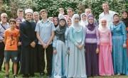 Promovirano 5 mladih učača Kur'ana kroz Hatme u MIZ Sisak