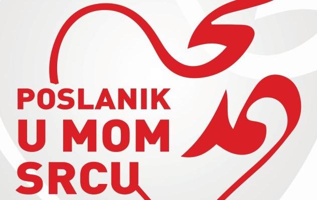 POSLANIK U MOM SRCU (12.12.2016. Kazalište 21, 18.30 h)
