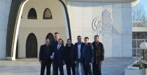 Zajednička fotografija IOM-a i voditelja projektnog tima IKC-a