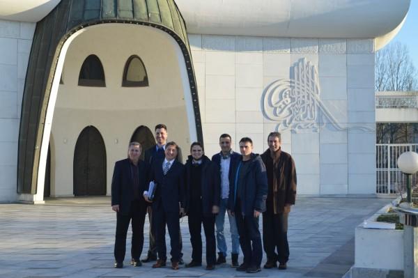 Održan drugi krug razgovora sa predstavnicima tvrtki koje su se prijavile u Natječaju za gradnju IKC-a Sisak