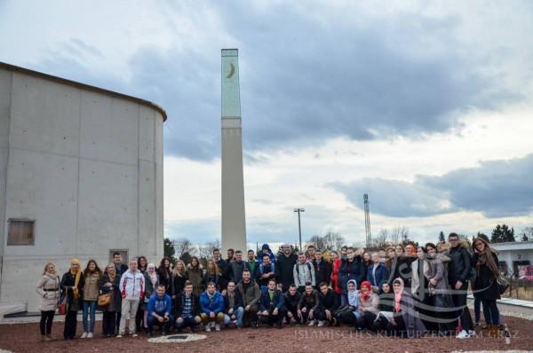 Omladina OKM-a Zagreb, Sisak i Rijeka u posjeti omladini IKC Graz