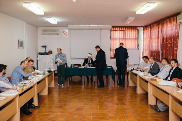Održana 11. redovna sjednica Savjeta muftije u Topuskom