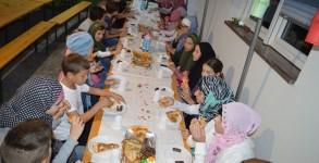 Iftar za najmlađe postače