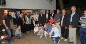 Zajednička fotografija sa veleposlanikom Irana