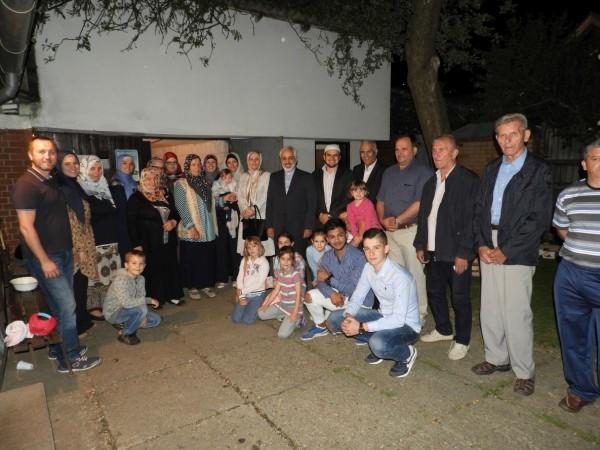 Na prvom džem'atskom iftaru posjeta veleposlanika I.R.Iran