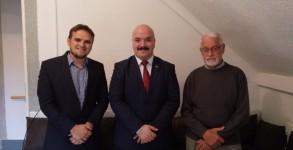 zajednička fotografija sa ravnateljem turskog kulturnog centra