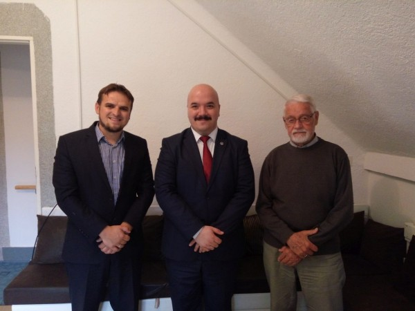 Ravnatelj turskog kulturnog centra u Zagrebu posjetio MIZ Sisak