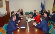 Gradonačelnica grada Siska Kristina Ikić Baniček posjetila Cazin