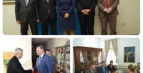 Nastupni posjet veleposlanika Turske Sisku