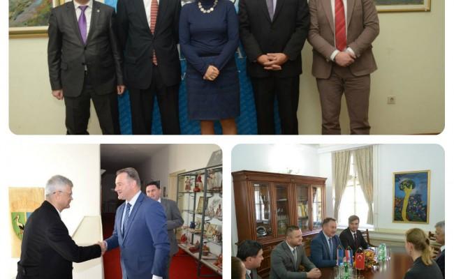Nastupni posjet veleposlanika R Turske gradu Sisku i SMŽ
