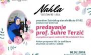 Povodom Svjetskog dana hidžaba, predavanje i druženje za žene u MIZ Sisak