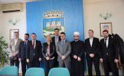 Gradonačelnici Cazina i Bužima posjetili Grad Sisak i Sisačko-Moslavačku županiju